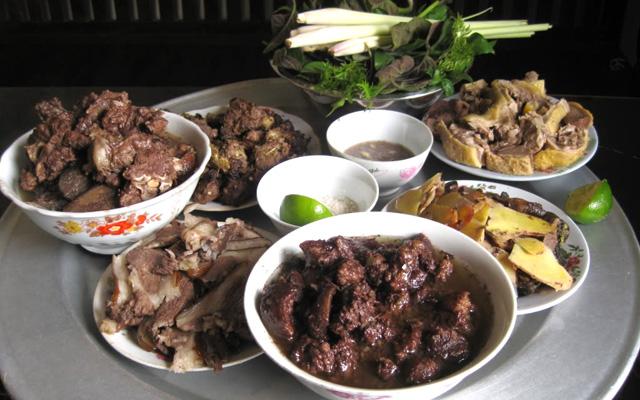 Quán Thịt Chó Bảo Thái ở Bắc Ninh