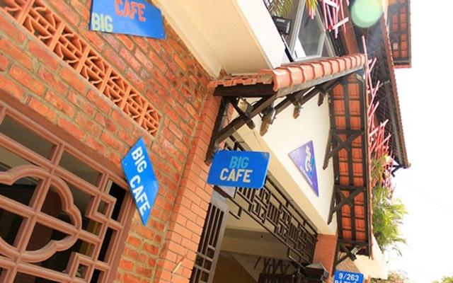 Big Cafe - Cảm nhận hương vị cuộc sống ở Huế