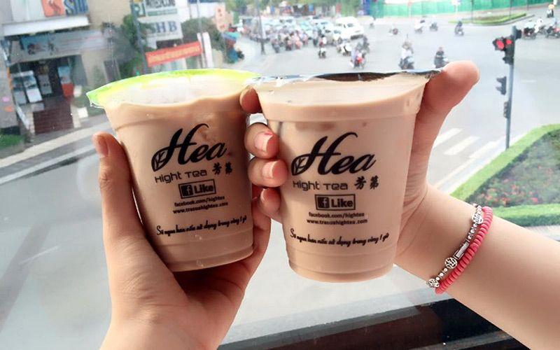 Trà Sữa High Tea - Trần Huy Liệu