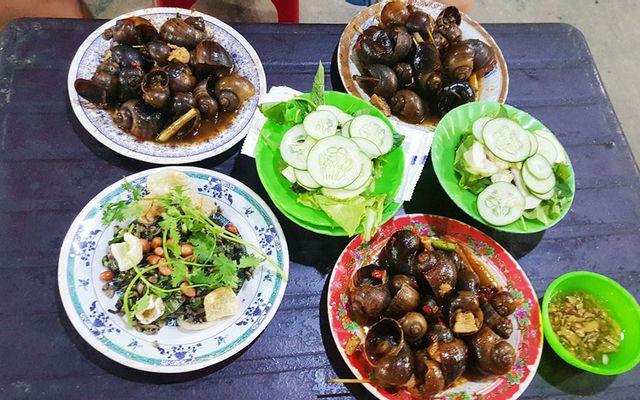 Ốc Minh Nghĩa - Phan Bội Châu ở Huế