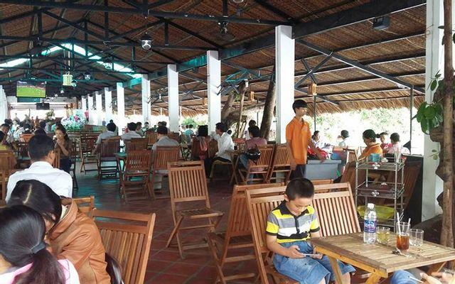 Cafe Bờ Hồ - cafe ngắm cảnh ở Cà Mau