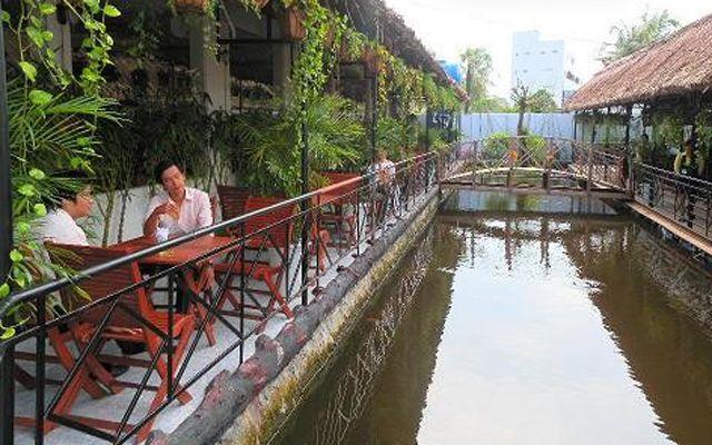 Cafe Huỳnh Hương ở Cà Mau