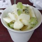sữa chua dẻo kiwi
