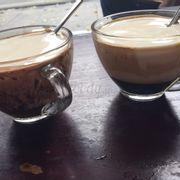 Cafe trứng