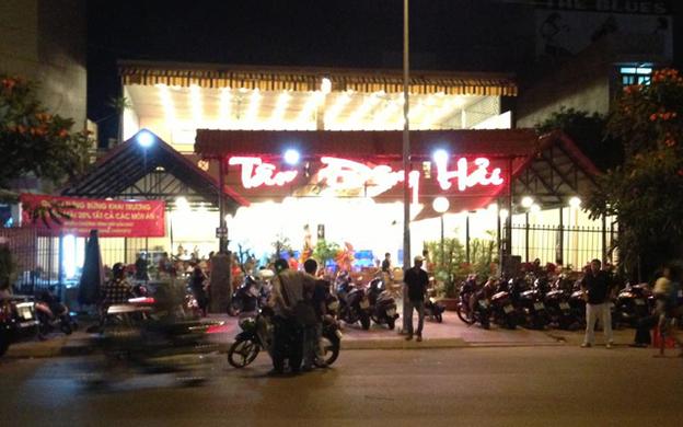 810 Tạ Quang Bửu, P. 5 Quận 8 TP. HCM