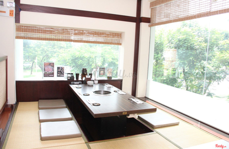 Enza - Nhà Hàng Nướng Nhật Bản