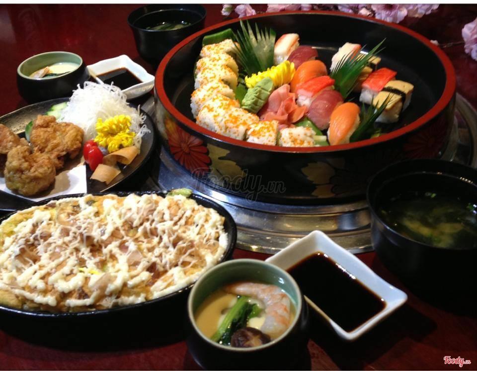 Món Nhật - Nhà hàng Koto BBQ Sushi