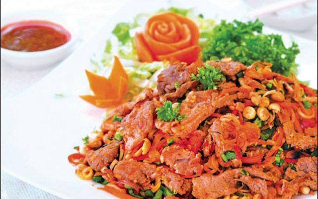 Nhà hàng Đức Kiểm - đặc sản Lạng Sơn ở Lạng Sơn