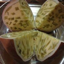 Bánh Flan Rau Câu Dừa - Sấm Phụng