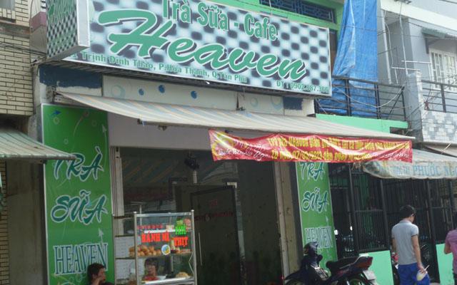 Quán Heaven - Trà sữa, cafe ở TP. HCM
