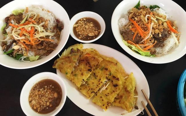 Tùng Hương - Bún Thịt Nướng & Bánh Xèo ở Hà Nội