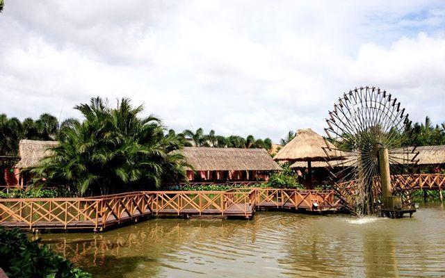 Khu Ẩm Thực Sinh Thái Bình Xuyên ở TP. HCM