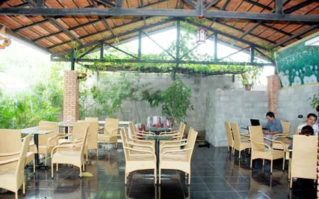 Cafe Bồ Công Anh - Cafe Sân Vườn ở Đắk Lắk