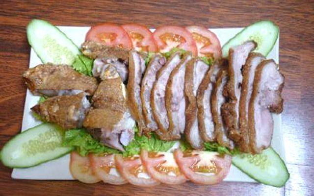 Nhà hàng Minh Đức ở Yên Bái
