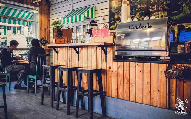 Windmills Cafe - Ba Tháng Hai ở Lâm Đồng