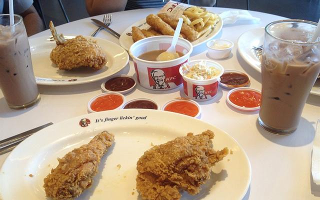 KFC CoopMart Bà Rịa ở Vũng Tàu