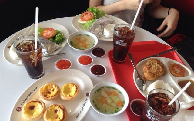 KFC CoopMart Vũng Tàu ở Vũng Tàu
