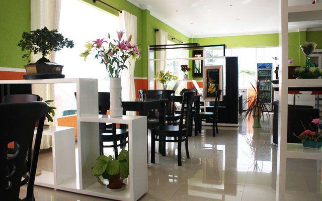 Cafe Rừng Hoa Cafeteria - Lãng mạn ngàn hoa ở Lâm Đồng