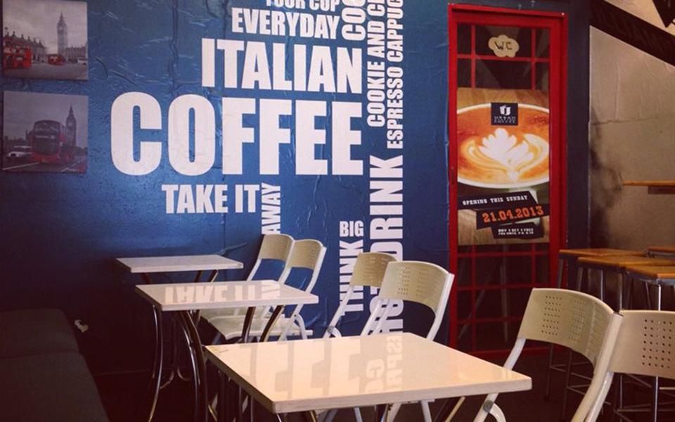 Urban Station Coffee Takeaway - 745 Cách Mạng Tháng 8