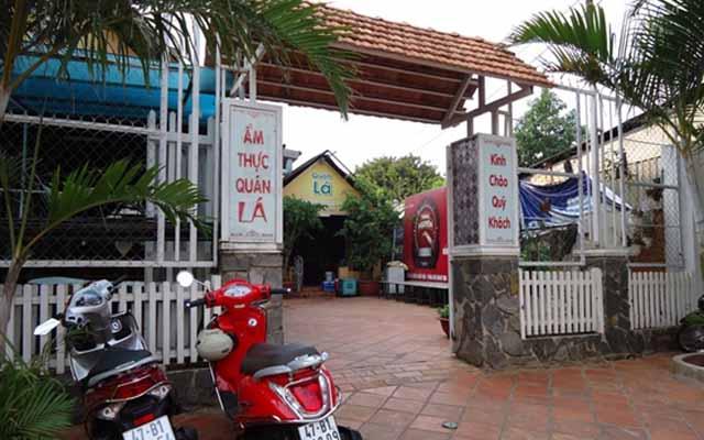 Quán Lá - Đặc Sản Tây Nguyên ở Đắk Lắk