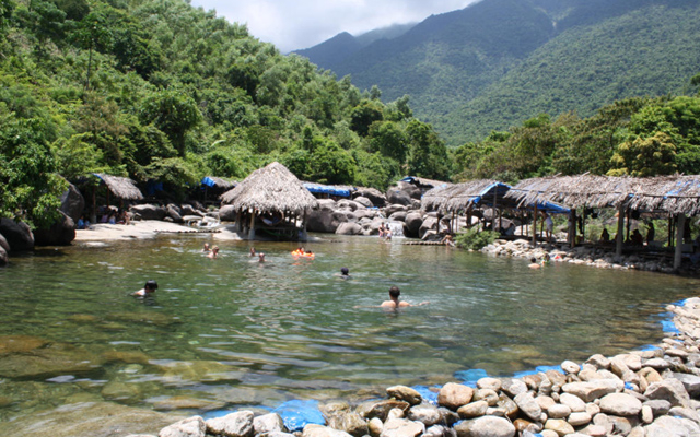 Khu Du Lịch Suối Voi ở Huế