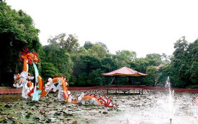 Khu Du Lịch Sinh Thái Đầm Long ở Hà Nội
