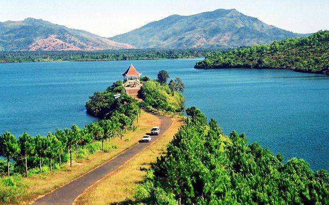 Khu Du Lịch Biển hồ Tơ Nưng ở Gia Lai