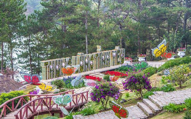 Khu Du Lịch Thung Lũng Tình Yêu ở Lâm Đồng