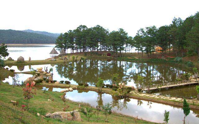 Khu Du Lịch Thung Lũng Vàng ở Lâm Đồng