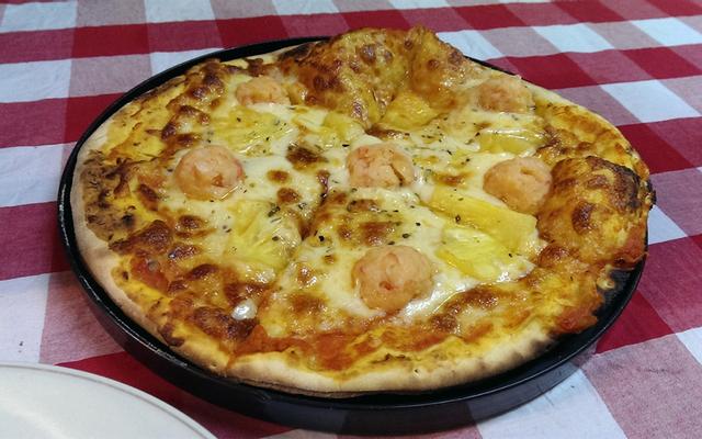 Pizza Roma - Cách Mạng Tháng 8 ở TP. HCM