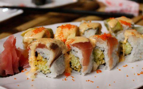 Thiên Du & Sky Sushi - Trần Hưng Đạo