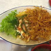 sake salad 75k