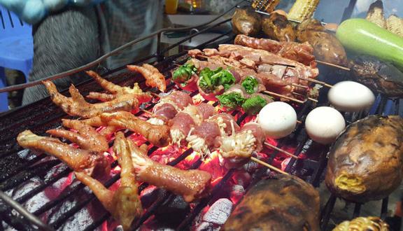 Image result for nướng sa pa foody.vn