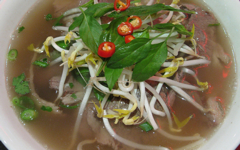 Image result for pho huyen noodle chaulong