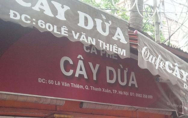 60 Lê Văn Thiêm Quận Thanh Xuân Hà Nội