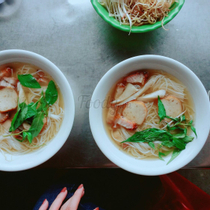 Thanh Vân - Bún Mắm