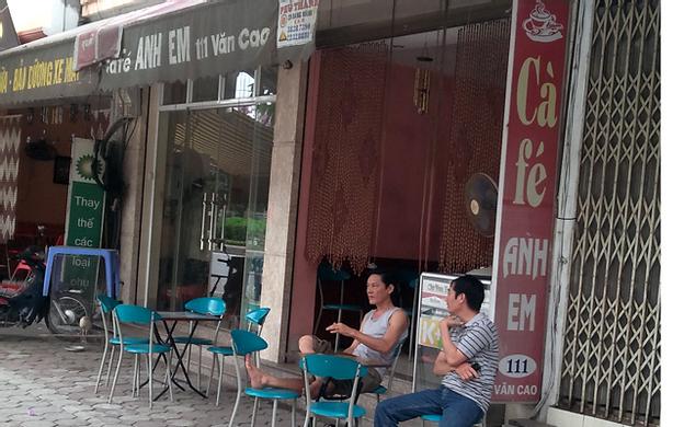 Ngõ 111 Văn Cao  Quận Ba Đình Hà Nội