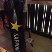 Beer phải order 2 tháp uống mới đủ nha