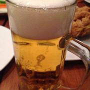 Một ly beer đầu tiên khởi động :D
