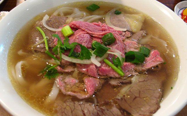 Phở Hà Nội - Quán ăn bình dân ở Đồng Tháp