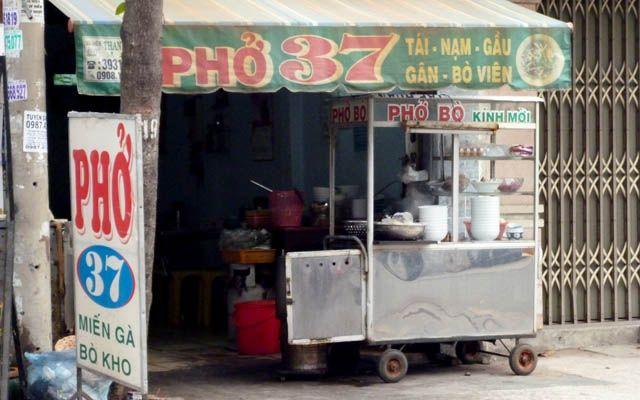 Phở 37 - Lê Hoàng Phái ở TP. HCM