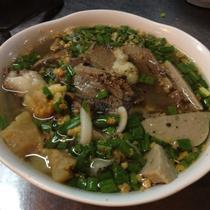 Hủ Tiếu Bò Viên - Cầu Trần Khánh Dư