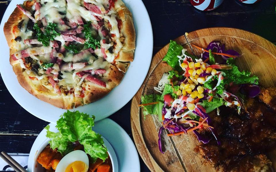 Pizza Candle - Trần Văn Khéo