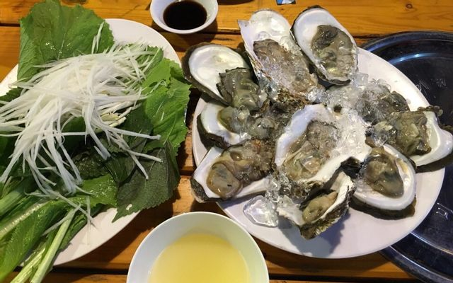 Biển Xanh - Nhà Hàng Hải Sản Tươi Sống ở Kiên Giang