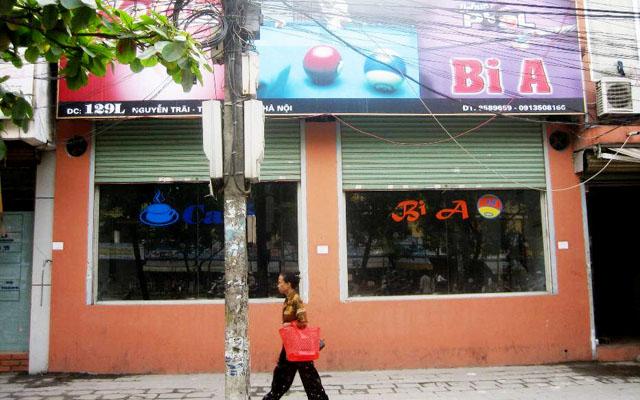 Billiards Cafe - Câu lạc bộ Bida Cafe kết hợp đường Nguyễn Trãi ở Hà Nội