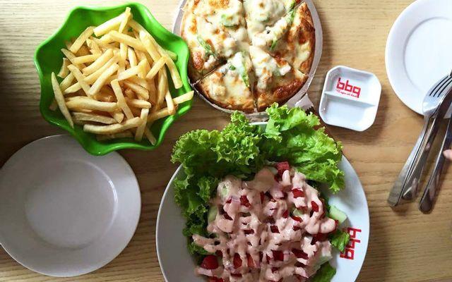 BBQ Pizza ở Hà Giang