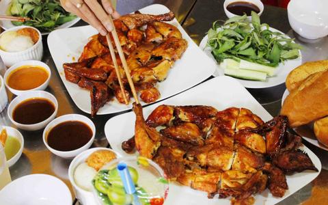 Ăn gà thỏa thích tại các nhà hàng chuyên gà có trên TableNow