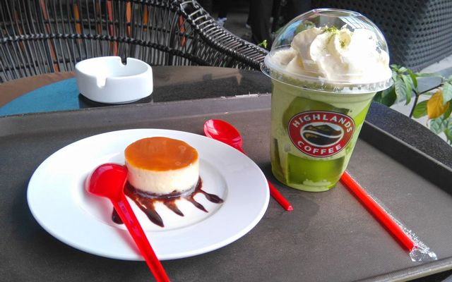 Highlands Coffee - Thiên Sơn Plaza ở Hà Nội