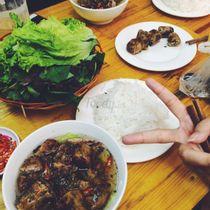 Bún Chả Bà Bính - Nguyễn Trung Ngạn