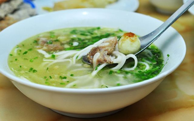 Cháo Bánh Canh Hà Dũng - Nguyễn Trung Tiết ở Hà Tĩnh